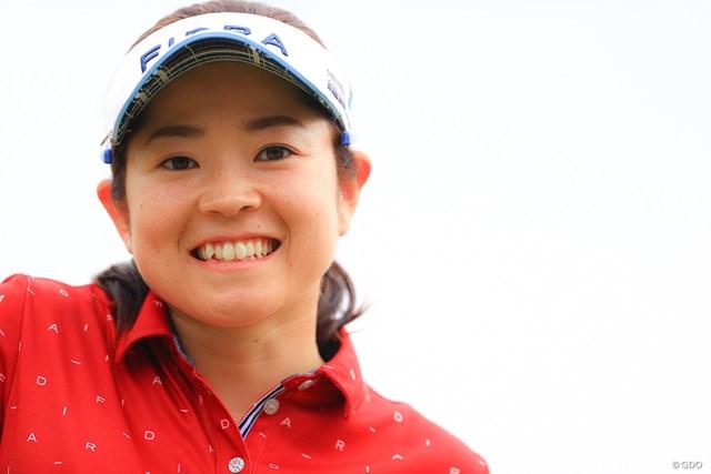 2020年 日本女子オープンゴルフ選手権 3日目 仲宗根澄香 仲宗根澄香が「65」をマークして急浮上