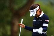 2020年 日本女子オープンゴルフ選手権 3日目 テレサ・ルー