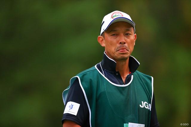 2020年 日本女子オープンゴルフ選手権 3日目 キャディ もう少し変顔練習してください