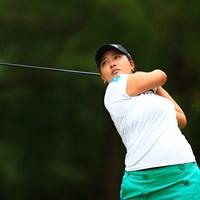 明日はきっと順位をあげてフィニッシュするだろう 2020年 日本女子オープンゴルフ選手権 3日目 鈴木愛