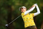2020年 日本女子オープンゴルフ選手権 3日目 新垣比菜