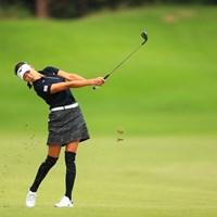 ジャンボさんにお墨付きをもらったアイアン 2020年 日本女子オープンゴルフ選手権 3日目 原英莉花