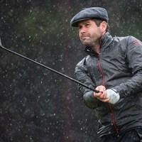 ロックだぜ!8年ぶり優勝なるか(Ross Parker/SNS Group via Getty Images) 2020年 ASIスコットランドオープン 3日目 ロバート・ロック