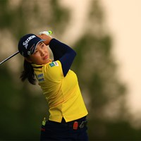 首位を追った小祝さくら 2020年 日本女子オープンゴルフ選手権  最終日 小祝さくら