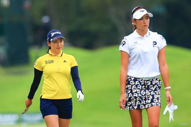2020年 日本女子オープンゴルフ選手権 最終日 小祝さくら 小祝さくらは4打差を詰められないまま2位で終えた