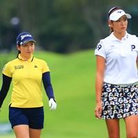 小祝さくらは4打差を詰められないまま2位で終えた 2020年 日本女子オープンゴルフ選手権 最終日 小祝さくら