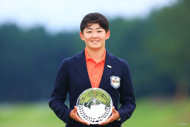2020年 日本女子オープンゴルフ選手権 最終日 岩井明愛 18歳の岩井明愛がローアマに輝いた