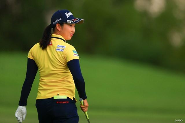 2020年 日本女子オープンゴルフ選手権 最終日 小祝さくら 小祝さくらは後悔しきりだった
