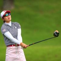 Todayノーボギー6バーディ 2020年 日本女子オープンゴルフ選手権 最終日 蛭田みな美
