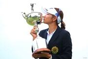 2020年 日本女子オープンゴルフ選手権 最終日 原英莉花