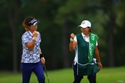 2020年 日本女子オープンゴルフ選手権 最終日 穴井詩