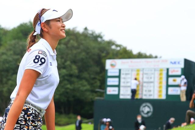 2020年 日本女子オープンゴルフ選手権 最終日 原英莉花 祝!メジャー制覇!