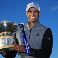 アーロン・ライがツアー2勝目(Andrew Redington/Getty Images) 2020年 ASIスコットランドオープン 4日目 アーロン・ライ