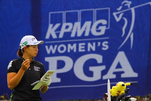 2020年 KPMG全米女子プロゴルフ選手権 事前 渋野日向子 大会初出場となる渋野日向子