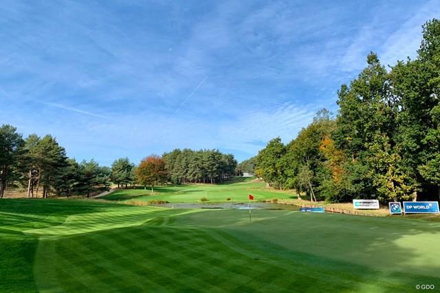 2020年 BMW PGA選手権 事前 ウェントワースGC 林間コースのウェントワースGC。ビッグトーナメントがはじまります