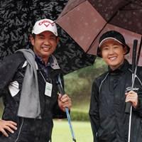 今週は強力助っ人キャディーの米ちゃんと上位狙います 2020年 スタンレーレディスゴルフトーナメント 事前 前田陽子