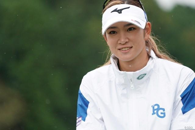 2020年 スタンレーレディスゴルフトーナメント 事前 原英莉花 原英莉花は米女子ツアー参戦への夢も抱えている