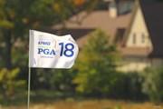2020年 KPMG全米女子プロゴルフ選手権 事前 フラッグ