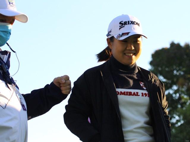 2020年 KPMG全米女子プロゴルフ選手権 初日 畑岡奈紗 畑岡奈紗はパーで発進