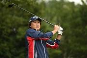 2020年 日本プロゴルフシニア選手権大会 住友商事・サミットカップ 初日 溝口英二