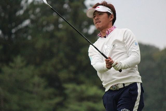 2020年 石川遼 everyone PROJECT Challenge Golf Tournament 最終日 竹内廉 竹内廉がうれしい初優勝(提供:JGTO)