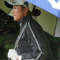 この風と雨にはかないませんよっと 2020年 スタンレーレディスゴルフトーナメント 初日 原英莉花