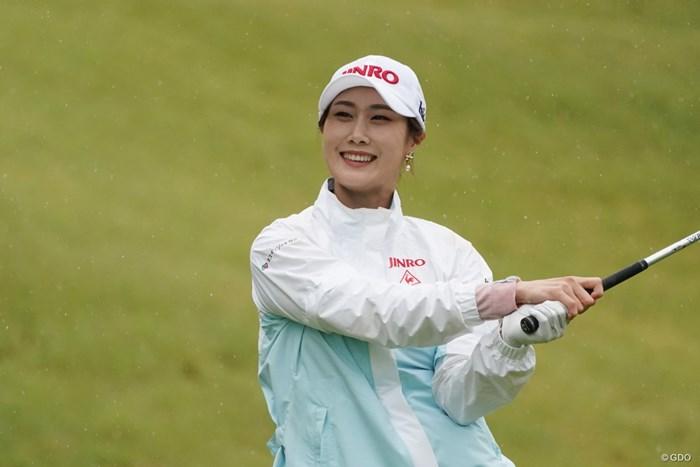 ゴルフは楽しくなきゃね 2020年 スタンレーレディスゴルフトーナメント 初日 キム・ハヌル