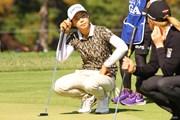 2020年 KPMG全米女子プロゴルフ選手権 2日目 渋野日向子
