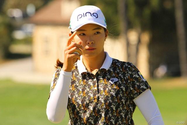 2020年 KPMG全米女子プロゴルフ選手権 2日目 渋野日向子 米国本土の試合は4試合連続で予選通過。悔しさは週末にぶつける