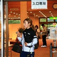 おはよう、さよなら 2020年 スタンレーレディスゴルフトーナメント 2日目 木村彩子