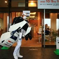 また明日ね~ 2020年 スタンレーレディスゴルフトーナメント 2日目 笹生優花