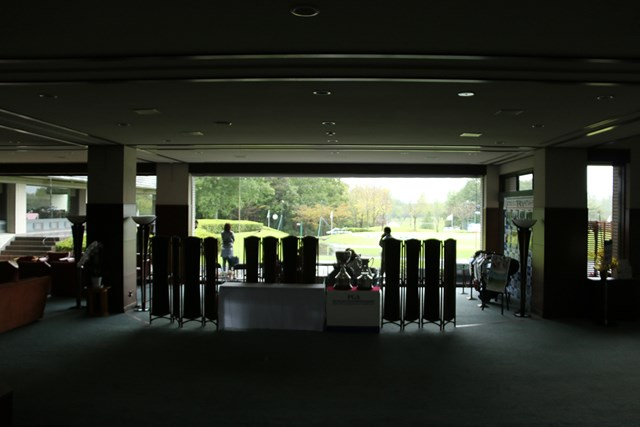 2020年 日本プロゴルフシニア選手権大会 住友商事・サミットカップ 3日目 停電に見舞われたサミットGC(提供:日本プロゴルフ協会)