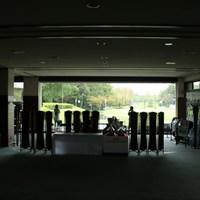 停電に見舞われたサミットGC(提供:日本プロゴルフ協会) 2020年 日本プロゴルフシニア選手権大会 住友商事・サミットカップ 3日目
