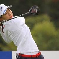 渋野日向子は出だしの10番でまさかの「8」をたたいた 2020年 KPMG全米女子プロゴルフ選手権 3日目 渋野日向子
