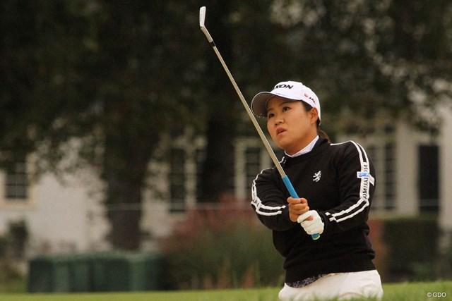 2020年 KPMG全米女子プロゴルフ選手権 3日目 畑岡奈紗 畑岡奈紗は1アンダーで最終日へ