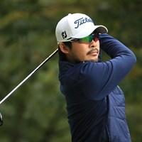 川村昌弘は10位タイに浮上した(Andrew Redington/Getty Images) 2020年 BMW PGA選手権 3日目 川村昌弘