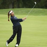 新人のビアンカ・パグダンガナンが5位に浮上。残り18ホールで逆転優勝を狙う(Andy Lyons/PGA of America/Getty Images) 2020年 KPMG全米女子プロゴルフ選手権 3日目 ビアンカ・パグダンガナン