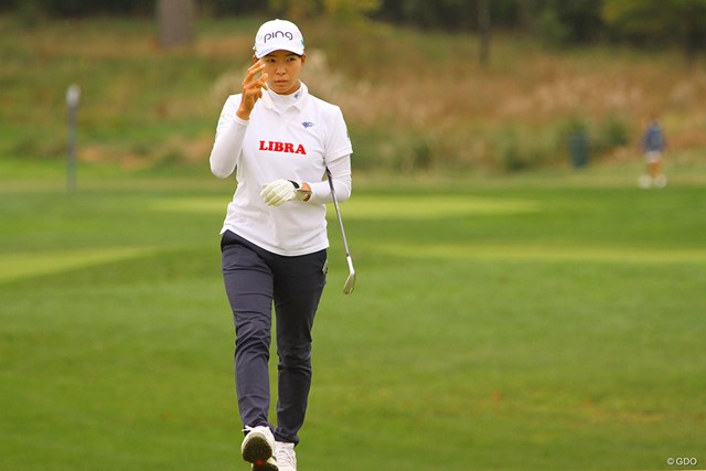 2020年 KPMG全米女子プロゴルフ選手権 3日目 渋野日向子 2カ月に及ぶ海外転戦もあと18ホール