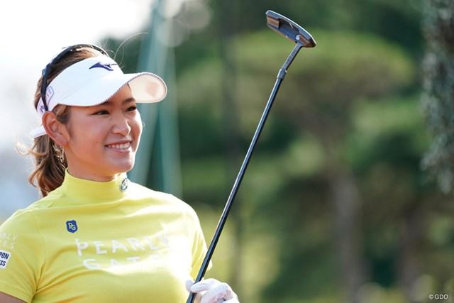 2020年 スタンレーレディスゴルフトーナメント 最終日 原英莉花 原英莉花は国内メジャーでの優勝翌週に5位に入った