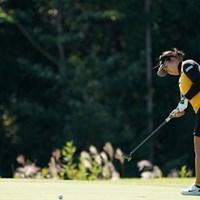 ここで入れてればね 2020年 スタンレーレディスゴルフトーナメント 最終日 浅井咲希