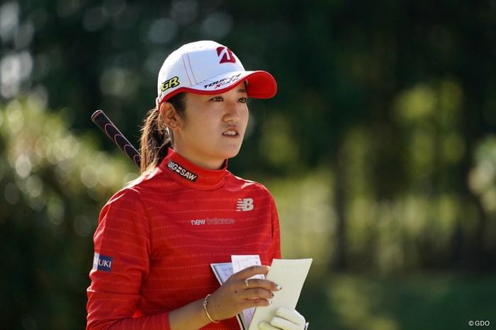 ツアー2勝目、おめでとう 2020年 スタンレーレディスゴルフトーナメント 最終日 稲見萌寧