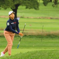 渋野日向子 2020年 KPMG全米女子プロゴルフ選手権 4日目 渋野日向子