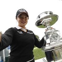 キム・セヨンが圧倒劇でメジャー初制覇(Patrick Smith/Getty Images) 2020年 KPMG全米女子プロゴルフ選手権 4日目 キム・セヨン