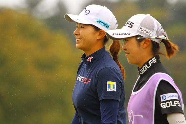 2020年 KPMG全米女子プロゴルフ選手権 4日目 渋野日向子 最後は笑顔で。6試合を戦い抜いて気持ちに変化が生まれた