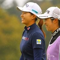 最後は笑顔で。6試合を戦い抜いて気持ちに変化が生まれた 2020年 KPMG全米女子プロゴルフ選手権 4日目 渋野日向子