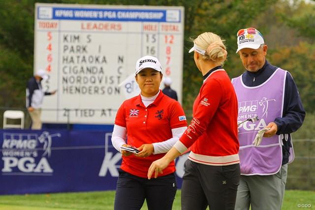 2020年 KPMG全米女子プロゴルフ選手権 4日目 畑岡奈紗 頂点には届かなかったが、6つ伸ばして堂々のフィニッシュ