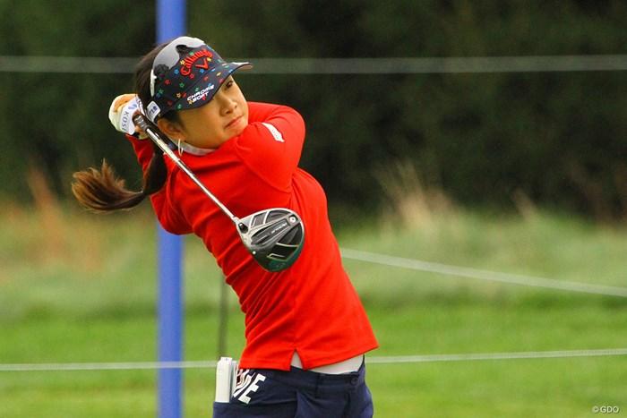 米本土でのメジャーは2試合とも4日間を戦った 2020年 KPMG全米女子プロゴルフ選手権 4日目 河本結