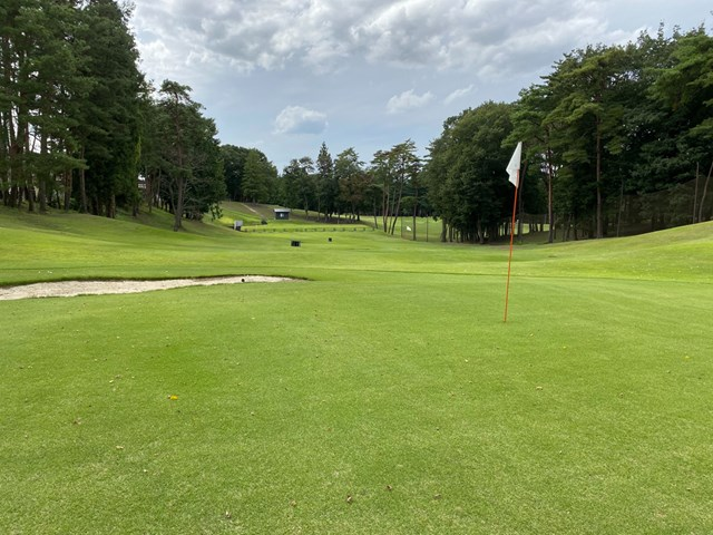 PGAゴルフアカデミー太平洋クラブ益子 アカデミー生は練習場でショートゲームの練習も可能(提供:PGAアカデミー)