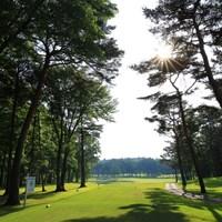 トーナメントコースに隣接するアカデミーは最高の練習環境(提供:PGAアカデミー) PGAゴルフアカデミー太平洋クラブ益子