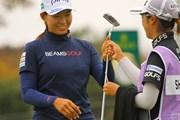 2020年 KPMG全米女子プロゴルフ選手権 最終日 渋野日向子